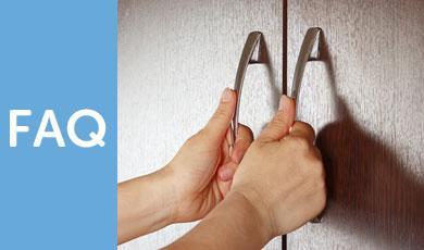 Kitchen Door Handles - FAQ's