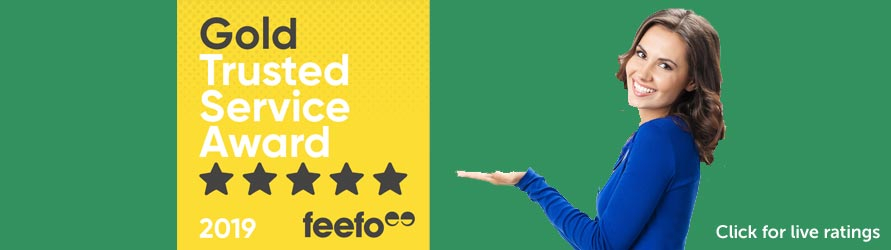 Feefo Customer Reviews