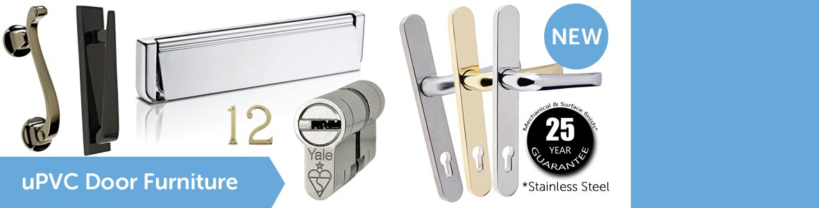 uPVC Door Furniture