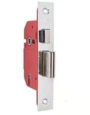 Mortice sashlock for exterior door.