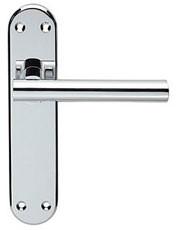 Z55 Lever latch door handle shown.
