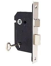 Mortice key sashlock.