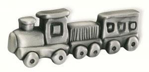 Train cabinet handle
