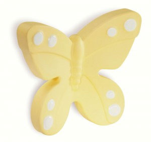 Butterfly childrens cabinet handle
