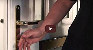 How to measure upvc door handles video