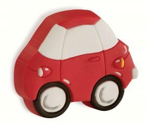 Red Car Cabinet Knob For Children Bed Room