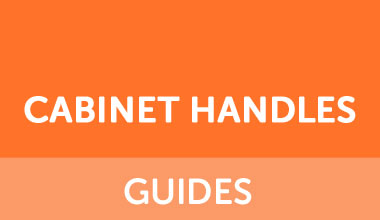 Cabinet Handle Guides