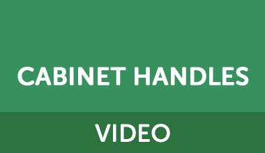 cabinet handle videos