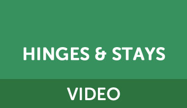 hinges and stays videos