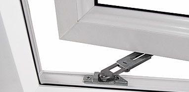 uPVC Window Restrictor to improve window safety