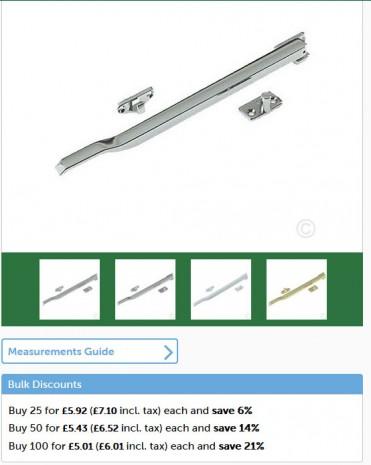 Buying In Bulk - Bulk Discounts at Handlestore.com