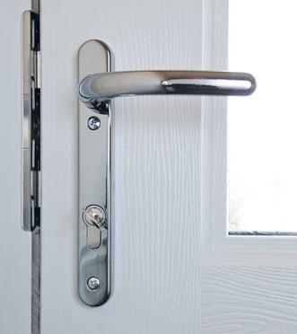 upvc front door handles