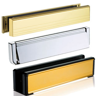 Modern Letterboxes